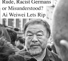 Ai Weiwei – Rude Germans