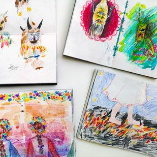 Bulgaria Sketchbooks