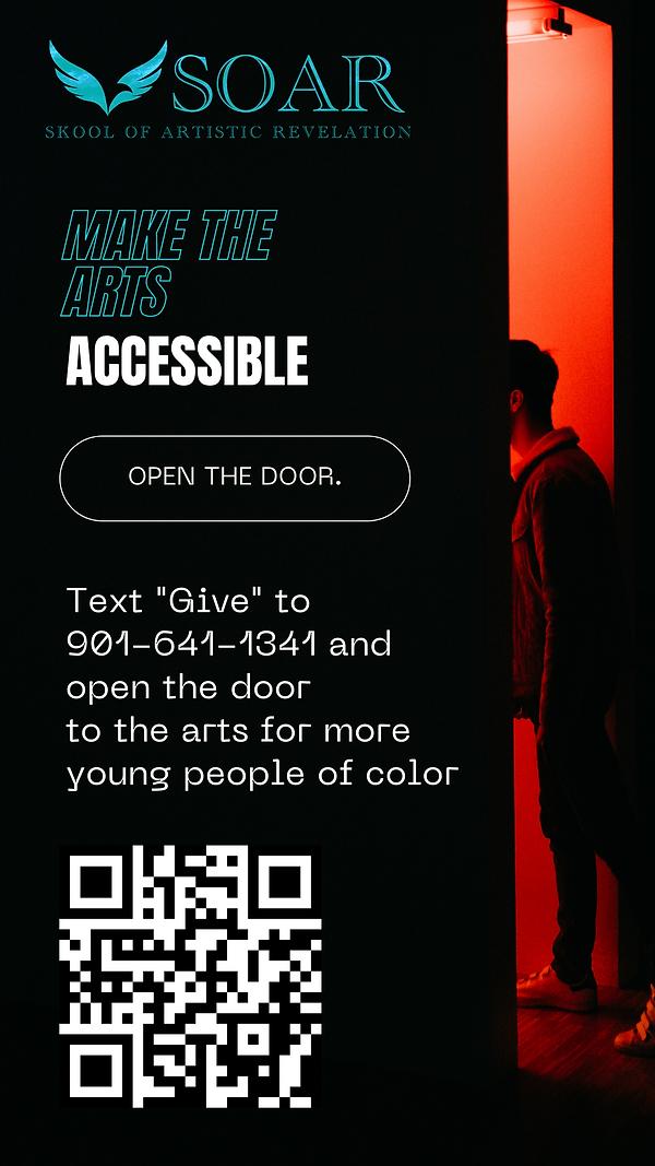 Open The Door flyer with QR.png