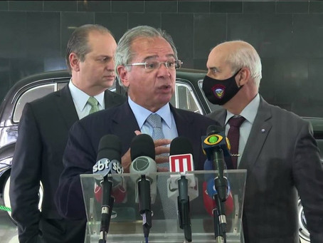 MONITOR: Bolsonaro e reforma tributária, Biden vs. Trump e pandemia estável