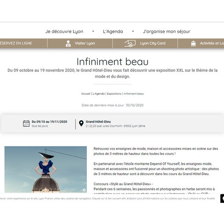 ONLY LYON : Infiniment beau