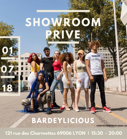SHOWROOM PRIVE