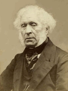 Sir David Brewster, Scottish inventor of stereoscope