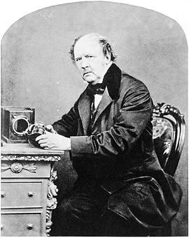 Henry Fox Talbot, English inventor of photography on paper