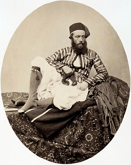 Francis Frith, English photographer of stereoviews of the Middle East