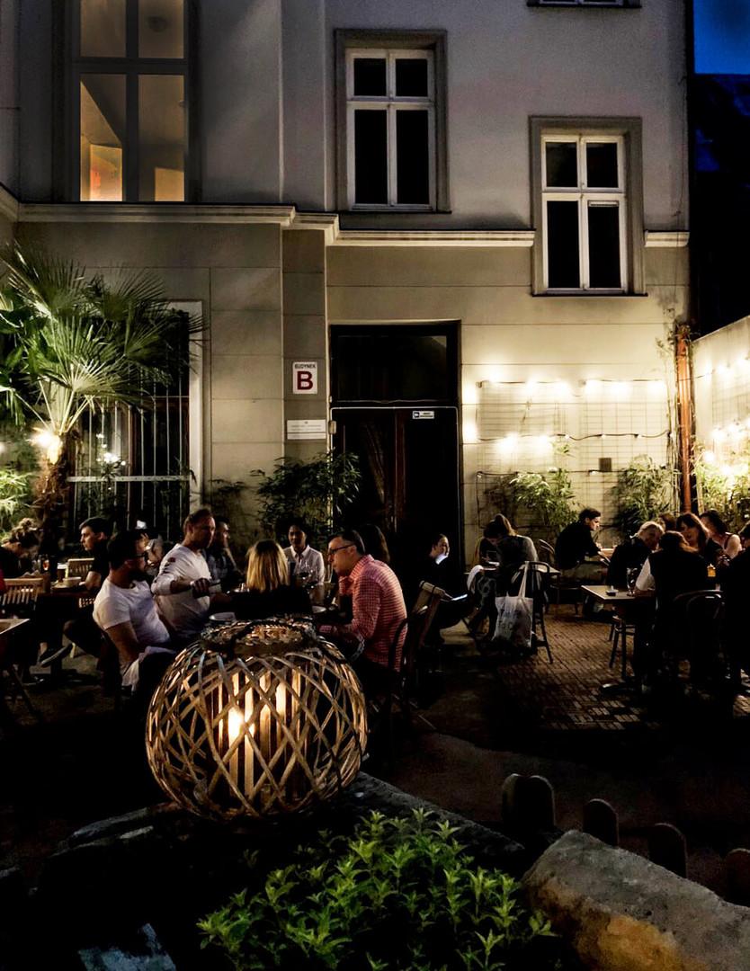 Woosabi patio