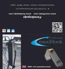 MaxiHook Header Card
