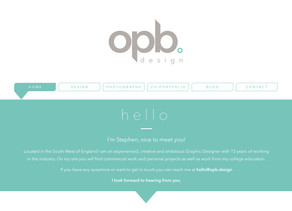 New logo, new website, new look!