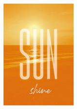 Sun duotone