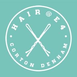 Hair @ E4 logo
