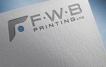 F.W.B logo re-design