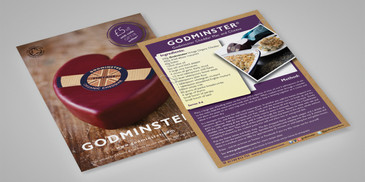Godminster recipe card