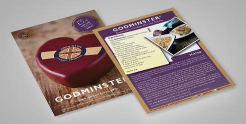Godminster recipe card
