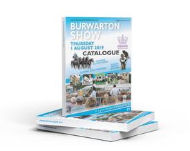 Perfect bound catalogue