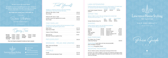 LHS 8pp z-fold Price List (outer)