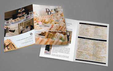 4pp Catering Brochure