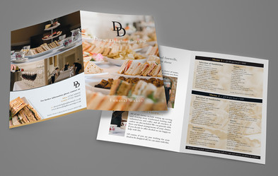 4pp Catering Brochure