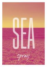 Sea duotone