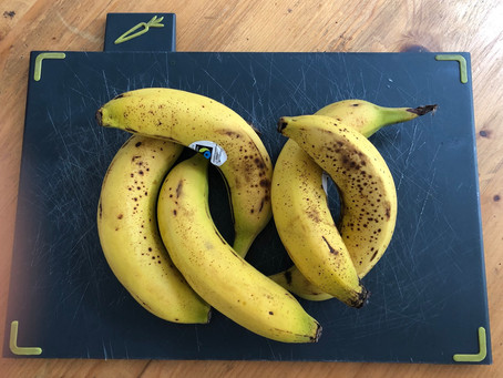 An extra tip! Ripe Fruit can be frozen