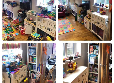 Parents...is your house now a complete mess!