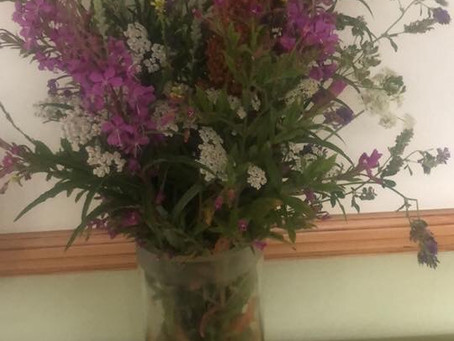 An extra tip! Weeds or Flowers?