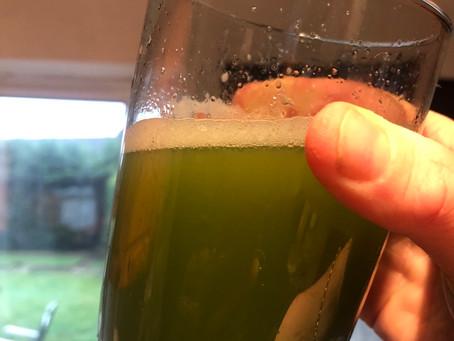 An extra tip! Celery Juice!