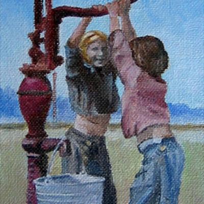 Red Jacket Pump