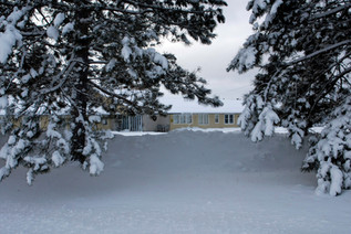 Alder Inn Outside Winter Veiw