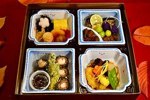 Dinner Course 1