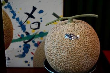 Whole Shizuoka Musk Melon
