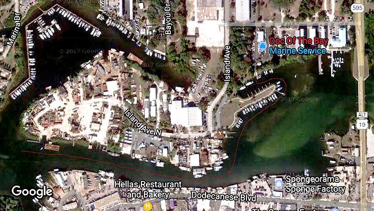Boat Repair Tarpon Springs Boat Repair, Boat Trailer Repairs Tarpon Springs