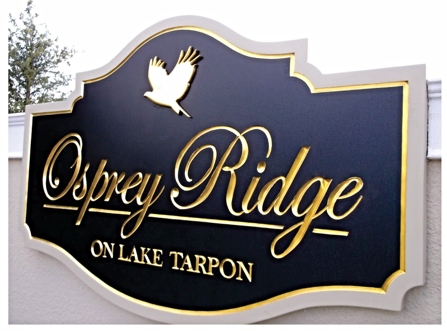 Custom Signs, Signs, Trinity, fl