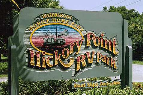 Custom Sign Maker, Sign Company Tarpon Springs, FL