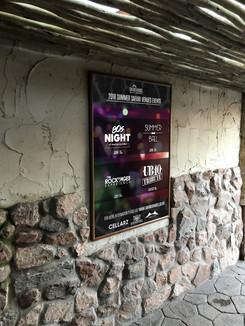 Safari events poster