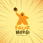 Four Meeples Board Game