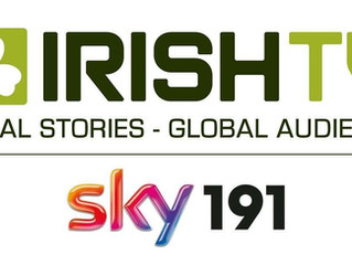 Irish TV's Coverage of the Admirals