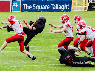 Cork Admirals End Rebels Reign and Sail Home with the Championship