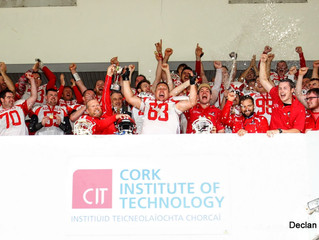 Undefeated Cork Admirals Crowned IAFL 1 Champions