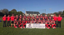 Cork Admirals Youth Team Open Their Season