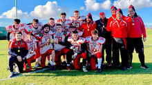 Cork Admirals Youth Team Crowned National Champions