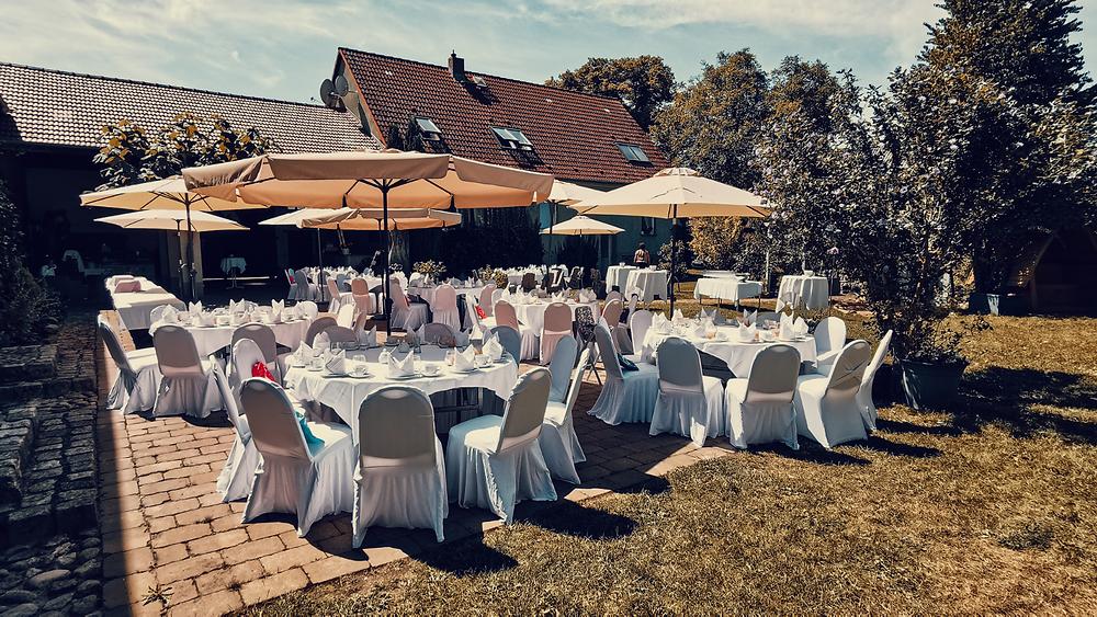 Hochzeit im Fliederhof Syring