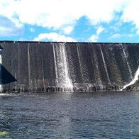 Dams with no fish passage
