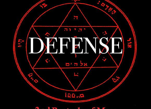 2nd Pentacle of Mars | Disease Defense