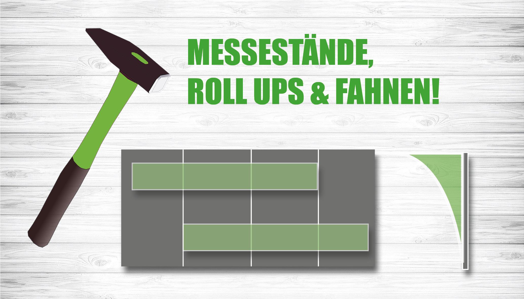 Slideshow_Messestände_Rollups_und_Fahnen