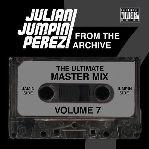 CD - The Ultimate Master Mix - Volume 7