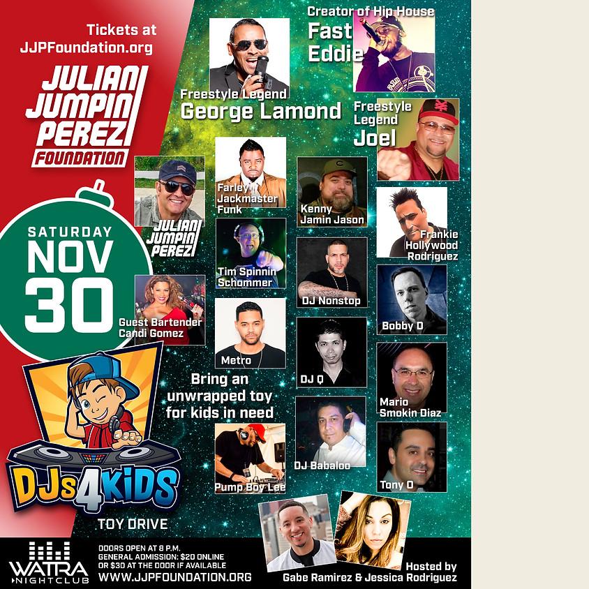 DJs 4 Kids Concert & Dance Party @ Watra Night Club