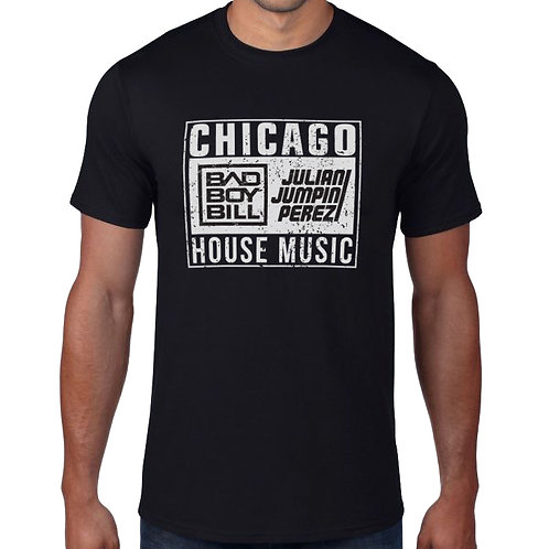 BBB JJP Chicago House Music Tee