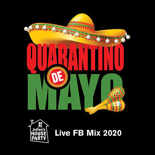 DIGITAL DOWNLOAD - Quarantino de Mayo 2020 Mix