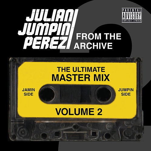 DIGITAL DOWNLOAD - The Ultimate Master Mix - Volume 2
