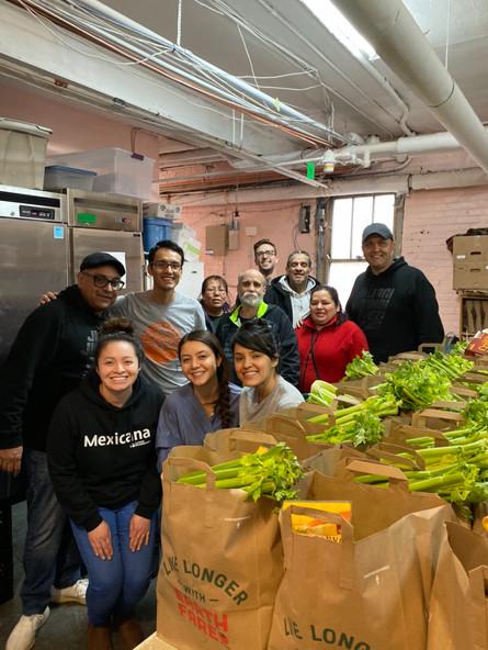 JJPF food pantry donation 2019